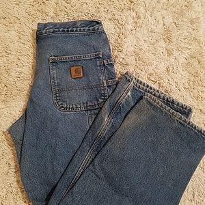 Carhart Fleece lined pants